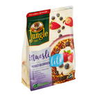 JUNGLE  MUESLI MIXED BERRIES LITE 400GR