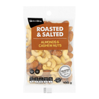 PnP Roasted & Salted Almond & Cashew Nut 100g