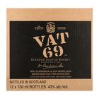 VAT 69 Scotch Whisky 750 ml x 12