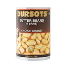 Dursots Butter Beans in Brine 410g