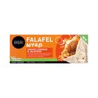 Kauai Falafel Wrap with Smokey Hummus & Jalapeno