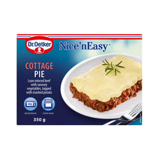 Nice'n Easy Cottage Pie 350gr