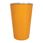 Leisure Quip Tumbler Burnt Orange Stainless Steel