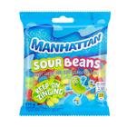 Manhattan Candy Sour Beans 125gr