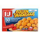 I&J Golden Smackeroos 800g