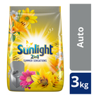 Sunlight 2 In 1 Summer Sensations Auto Washing Powder 3kg