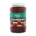 Rhodes Strawberry Jam 460g