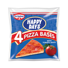 Ital Happy Days Pizza Bases 4ea
