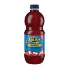 Clover Krush Fruit Juice 100% Cranberry 1.5l