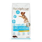 Nutriphase Chicken & Rice Small Medium Adult Dog Food 6kg