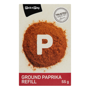 PnP Paprika Refill 55g