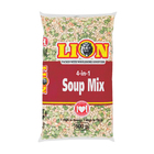 Lion 4 In 1 Soup Mix 500g