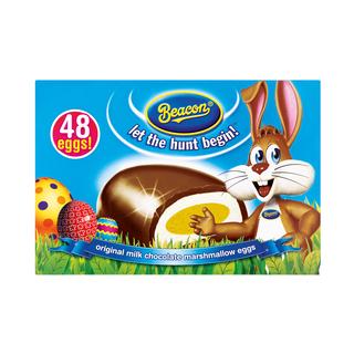 Beacon Marshmallow Eggs 48s