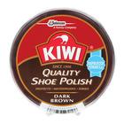 Kiwi Paste Shoe Polish Dark Brown 100ml