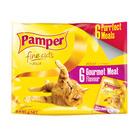 Pamper F/cuts Jelly Gourmet 6x85g