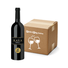 Raka Quinary Bordeaux Blend 750ml  x 6