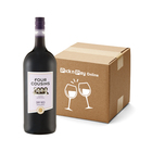 Four Cousins Dry Red 1.5l x 6