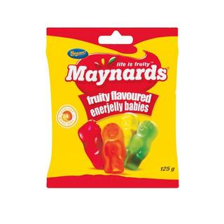 Maynards Energelly Babies 125g