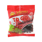 Safari Raisins Dried Fruit Snack Pack 70g