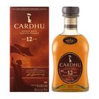Cardhu Single Malt 12yr Whisky 750ml
