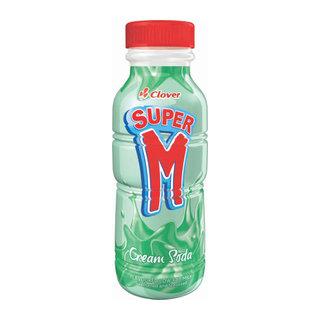Super M Cream Soda Super M 300ml x 6