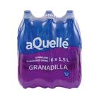 AQUELLE GRANADILLA SPARKLING 1.5L x 6