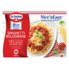 Dr Oetker Nice 'n Easy Spaghetti Bolognaise 350g