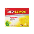 Med-lemon Original Flavour 18ea