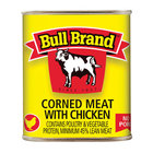 Bull Brand Corned Meat With Chicken 300g x 6