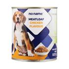 PnP No Name Meatloaf Dog Food Chicken Flavour 820g