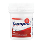 Compral Fast Acting Headache Tablets 50
