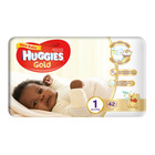 Huggies New Baby Nappies Size 1 From 2.5-5kg 42s