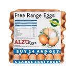 Alzu Eggs Large Free Range E ggs 30