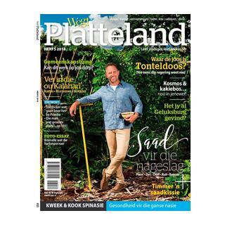 Weg Platteland Magazine