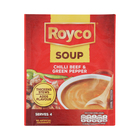 Royco Soup Chilli Beef & Green Pepper 45 G x 24