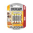 Eveready Batteries Platinum 4AA + 4AAA