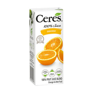 Ceres Orange Juice 200ml x 24