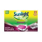 Sunlight Dishwashing Tab Extra Pwr 23ea