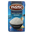 Bonnet White Rice 2kg