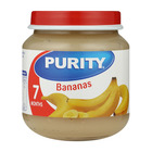 Purity 2nd Foods Bananas 125ml
