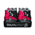 Brutal Fruit Strawberry Bottle 275ml x 24