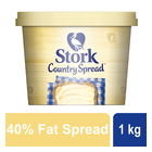 Stork Country Spread Tub 40% Fat Spread 1kg x 16