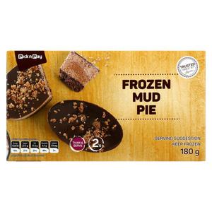 PnP Frozen Mud Pie 180g