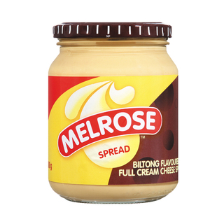 Melrose Biltong Cheese Spread 400g