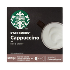 Starbucks Cappuccino by Nescafe Dolce Gusto Coffee Pods 12s