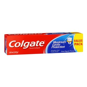 Colgate Maximum Cavity 150ml