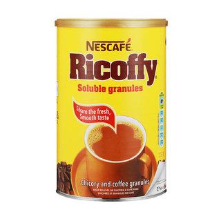 Nescafe Ricoffy Instant Coffee Tin 750g x 12