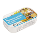 PinP Port Sardines In Vegetable Oil 120g