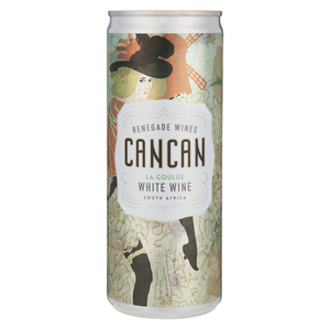 CanCan White Wine CAN 250ml