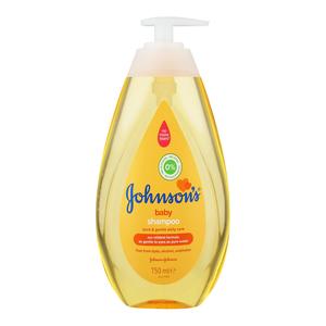 JOHNSON'S BABY SHAMPOO 750ML